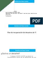 2015 - I Gestion de Data Center S6