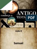 Panorama Do Livro de Samuel