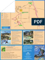 2016 Sierra Vista AZ Mountain Bike Map