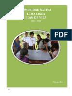 Plan de Vida_Loma Linda Laguna
