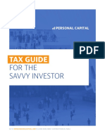 Personal Capital Tax Investment Strategies Report