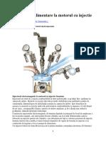 Sistemul de Alimentare La Motorul Cu Injectie