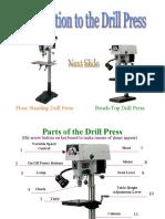 drill press safety
