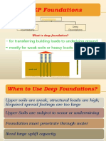 Chapter 6 Pile Foundation