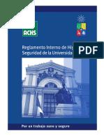REGLAMENTOinterno de higiene y seguridad de la universidad de chile.pdf