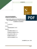 Informe Final PAVIMENTOS
