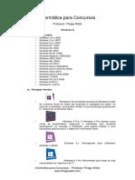 Conceitos - Windows 8