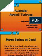 Australia Atracții Turistice