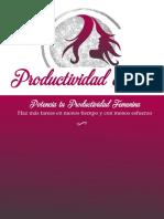 Potencia Tu Productividad Femenina