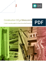 ENCORD Construction CO2 Measurement Protocol