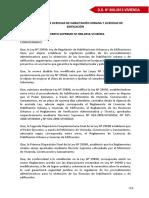 Decreto Supremo n008 2013 Vivienda y Modificatorias