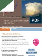 5.Agua y Su Transformacion en La Atmosfera2016ii