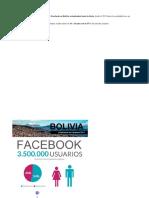 Estadisticas Fb Bolivia 2016