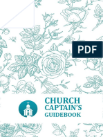SFLA's Church Captains Guidebook