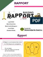 Exposición - Rapport