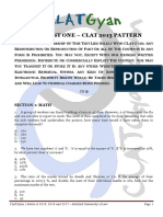 Test One - CLATGyan.pdf