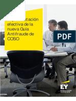 Implementación Efectiva de La Nueva Guía Antifraude de COSO
