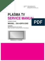 DU-42PX12XD Manual de Servicio.pdf