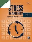 Annual Stress in America Survey