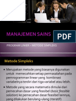 Sains-Manaj-03-Simpleks-1