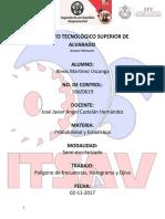 Poligonos de Frecuencia, Histograma y Ojiva