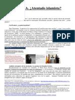 Atentado en Barcelona. II. Autoría. 17-08-2017..docx