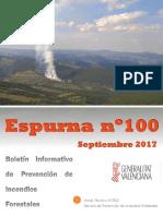 Boletín Espurna Septiembre 2017