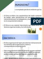 [PD] Presentaciones - Clima Organizacional_1