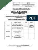 MPP de La Unidad de ONGs y Consultorias