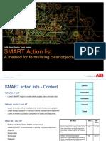 Smart Action List