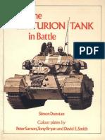 Osprey - Vanguard 22 - The Centurion Tank in Battle.pdf