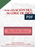 Armentia Fray Nicolás - Navegacion Del Madre de Dios