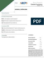BCP - Reporte Semanal Macroeconómico y de Mercados - RS110917