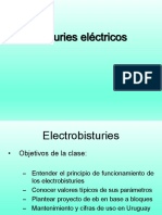 Apuntes Sobre Los Bisturies Electricos