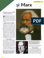 Hegel Si Marx