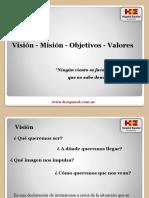 Vision Mision Objetivos2