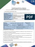 Guía de Actividades y Rubrica Evaluación. Unidad 3 Paso 7 - Trabajo colaborativo 3