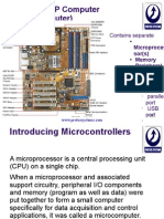 EMB-02 Overview uC Components