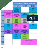 17-18-Emploi Du Temps 1er Semestre Version 10-21 Aout