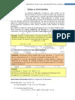 Tema 4. Funciones