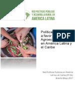 Políticas Públicas en favor de la agroecología en América Latina y el Caribe.pdf