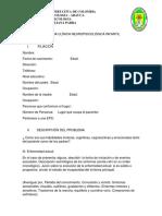 Historia Clínica Neuropsicológica Infantil (2)