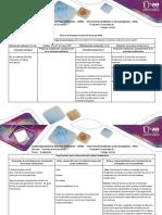 _Guía de Actividades y Rúbrica de Evaluación Evaluación Nacional
