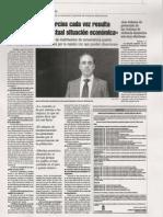 Entrevista en La Nueva España