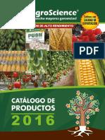 Catalogo Agroscience