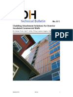 Cladding Attachment Solutions