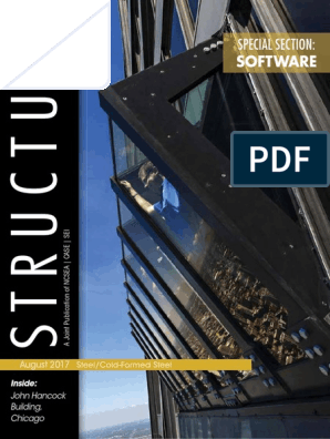 Structure- Aug 2017 | Structural Steel | Science And Technology