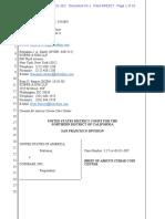 Usvcoinbase Brief