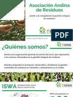 Presentación Asoresiduos - Asociación Andina de Residuos