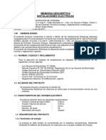 Urb. Los Sauces_Memoria Descrptiva_electricas.docx